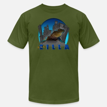 LiL ZILLA - Men's Jersey T-Shirt
