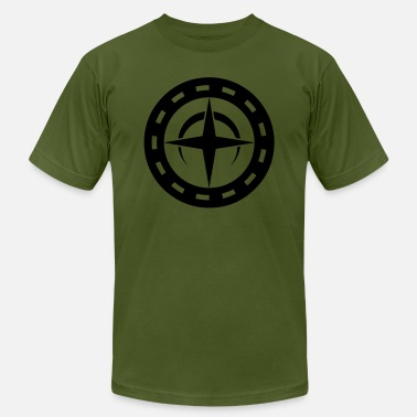 Crop Circle crop circles 46 - Men's  Jersey T-Shirt