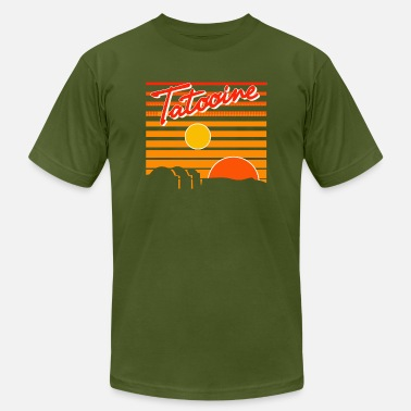 Tatooine Tatooine - Men's  Jersey T-Shirt