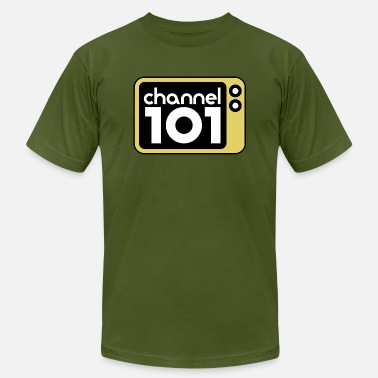 Channel Channel 101 - Men's Jersey T-Shirt