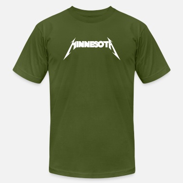 Minneapolis MInnesota - Men's Jersey T-Shirt