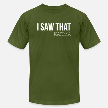 a1b4cceb4 Shop I Love Karma T-Shirts online | Spreadshirt