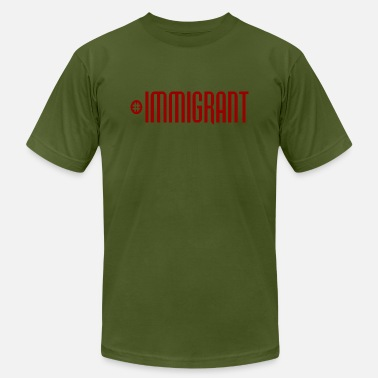 Immigrant Immigrant - Men's Fine Jersey T-Shirt