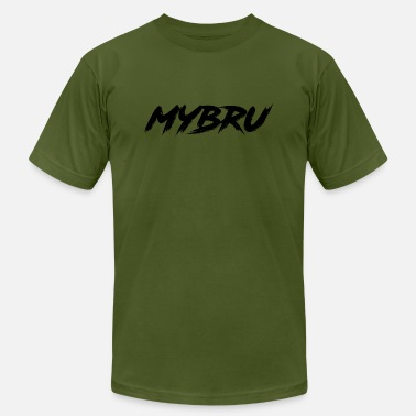 Bru my bru - Men's  Jersey T-Shirt