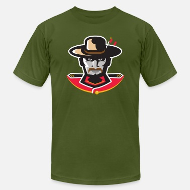 Mountie Montreal Mounties - Men's  Jersey T-Shirt
