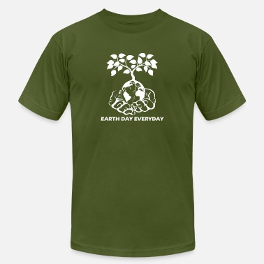 Everyday People Earth Day Everyday T-shirt - Men's  Jersey T-Shirt