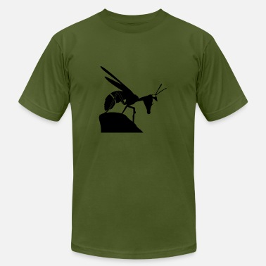 Adult Insect Mantis - Men's  Jersey T-Shirt