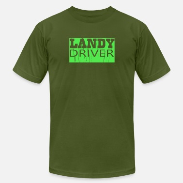 Landie Landy Driver - Men's  Jersey T-Shirt