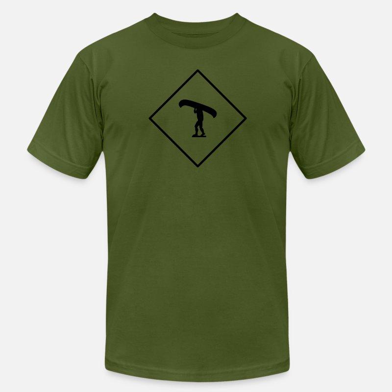 Men's Jersey ShirtSpreadshirt Sign T Portage HD9IYEW2