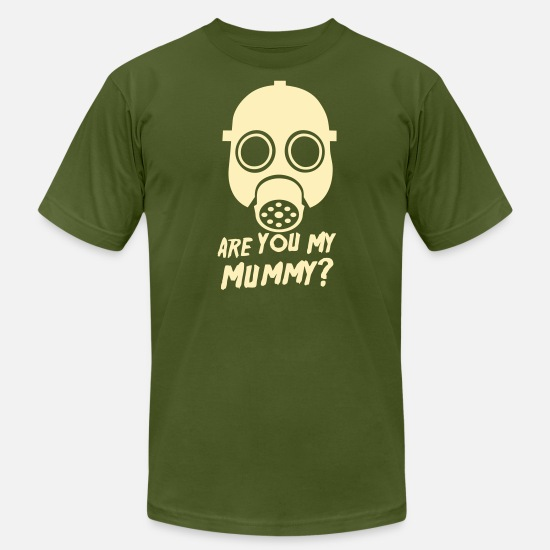 dd9f674fb Doctor Who Are you my Mummy? Men's Jersey T-Shirt | Spreadshirt