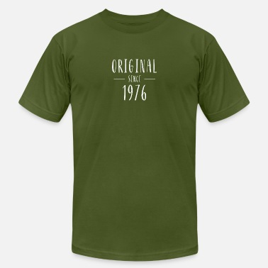 Born 1976 Original since 1976 - Born in 1976 - Men's Jersey T-Shirt
