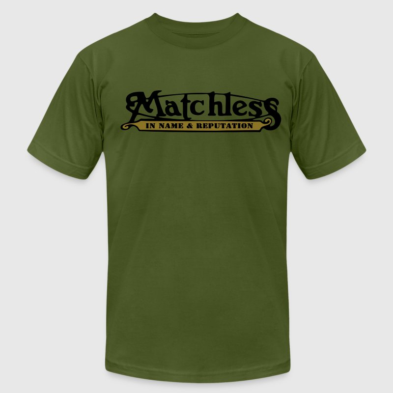 matchless - Men's Fine Jersey T-Shirt