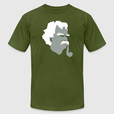 Mark Twain - Men's Fine Jersey T-Shirt