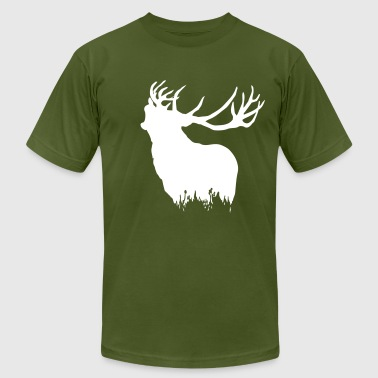 Deer - Men's Fine Jersey T-Shirt