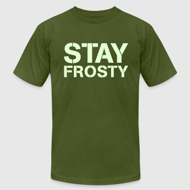 Stay Frosty - Men's Fine Jersey T-Shirt