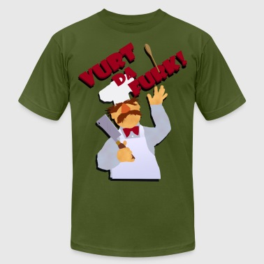 Swedish Chef Vurt da Furk! - Men's Fine Jersey T-Shirt