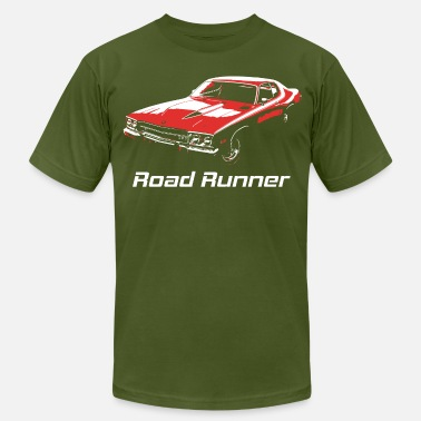 Charger Road road runner - Men's  Jersey T-Shirt