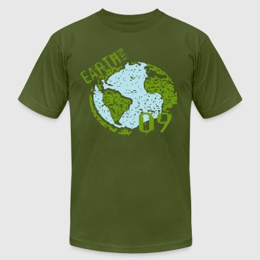 EARTH DAY 2009 - Men's Fine Jersey T-Shirt