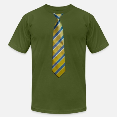 tie 4 - Men's  Jersey T-Shirt