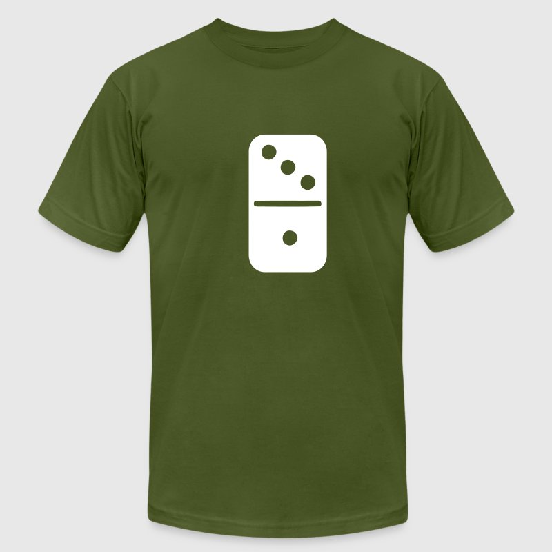 Domino - Men's Fine Jersey T-Shirt