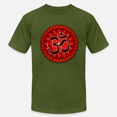 India New Age om - Men's  Jersey T-Shirt