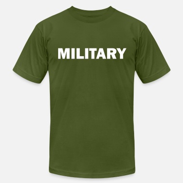 Military Training Military - Men's  Jersey T-Shirt
