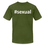 Sex hashtag