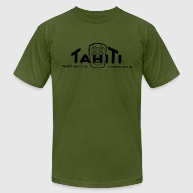 Tahiti Records - Men's Fine Jersey T-Shirt
