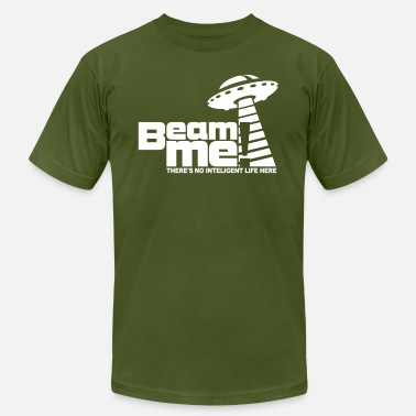 Beam Me Up Scotty Beam me up 3.1 - Men's  Jersey T-Shirt