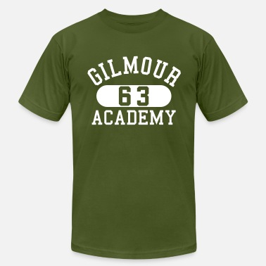 Vintage Gilmour Academy - Men's  Jersey T-Shirt