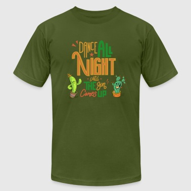 Cactus dance - Men's Fine Jersey T-Shirt
