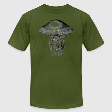 Jellyfish - Men's Fine Jersey T-Shirt