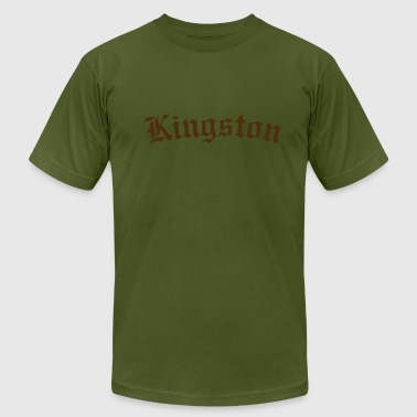Kingston kingston - Men's Fine Jersey T-Shirt