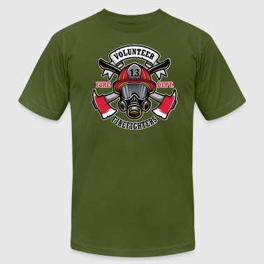 FF_Volunteer - Men's Fine Jersey T-Shirt
