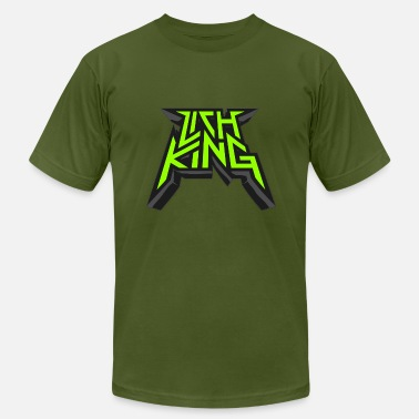King American thrash metal - Men's Jersey T-Shirt