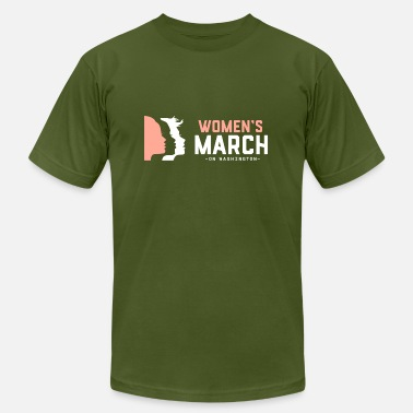 Marches march march - Men's Fine Jersey T-Shirt