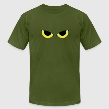 Booty Hunting Owl Eyes - Men's Fine Jersey T-Shirt