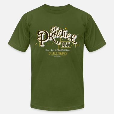 Scallywags St. Practice Day - Men's Jersey T-Shirt