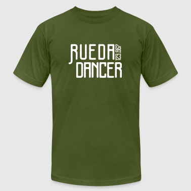 Rueda Simply Dance Rueda - Men's Fine Jersey T-Shirt