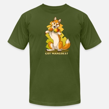 Mango Dingo Mango - Men's  Jersey T-Shirt