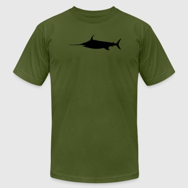 Swordfish - Men's Fine Jersey T-Shirt
