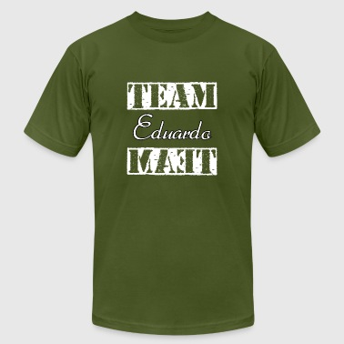 Team Eduardo - Men's Fine Jersey T-Shirt