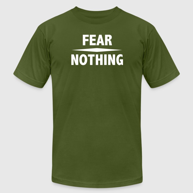 Fear Nothing - Men's Fine Jersey T-Shirt