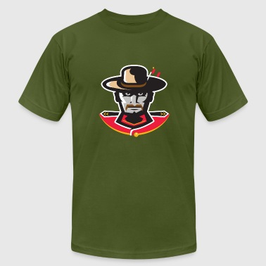 Montreal Mounties - Men's Fine Jersey T-Shirt