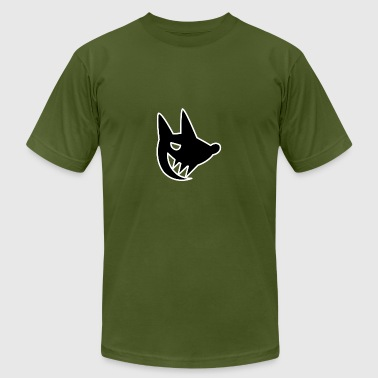 Funny Fox - Men's Fine Jersey T-Shirt