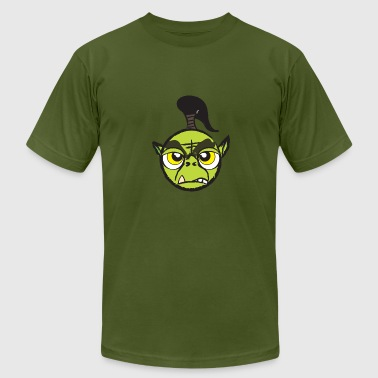 Warcraft Baby Clothes Warcraft Baby Orc - Men's Fine Jersey T-Shirt
