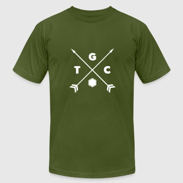 TGC Customs Arrows - Men's Fine Jersey T-Shirt