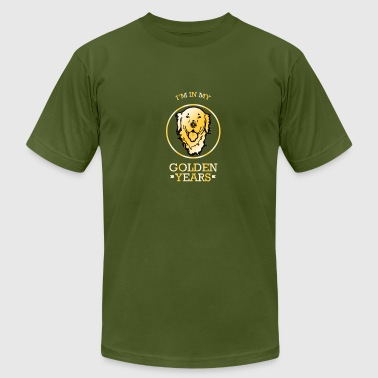 I'm in my Golden Years - Men's Fine Jersey T-Shirt