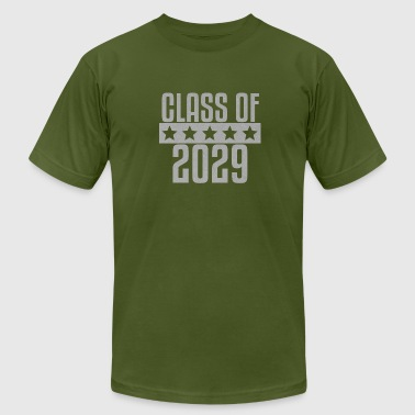 2029 Class of 2029 - Men's Fine Jersey T-Shirt