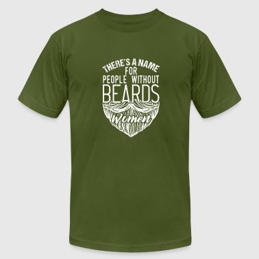 Name For People Without Beard - Men's Fine Jersey T-Shirt